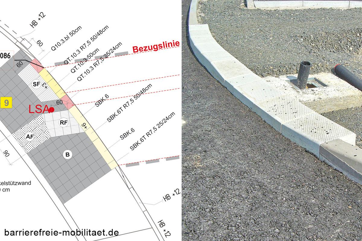 IM DETAIL – fachgerechte Planung und Bauausführung für barrierefreie Außenanlagen